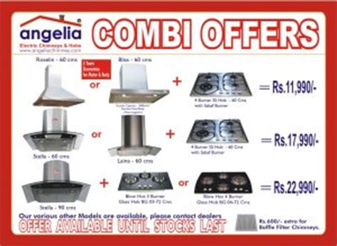 Chimney For Kitchen Prices In India by Kitchen Chimney Hobs Cook Tops From An Iso Certified