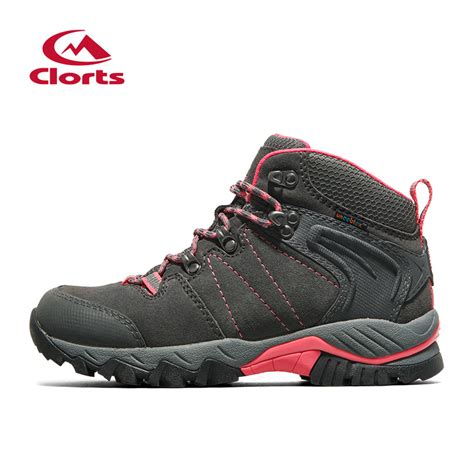 leather climbing shoes clorts hiking shoes waterproof hiking boots outdoor
