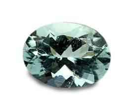 1 28 carats aquamarine gemstone oval ebay