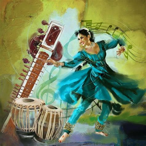 hand painted pictures abstract india dancer painting wall 17 best images about art indian on pinterest old master