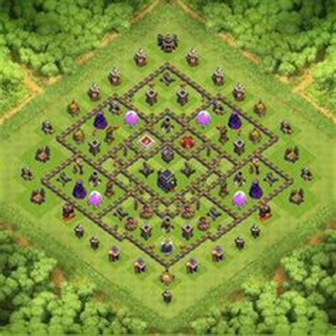 fungsi layout editor di coc 1000 images about clash of clans town hall layouts on