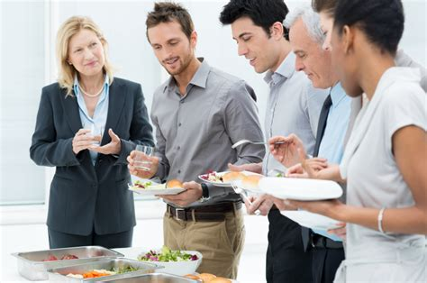 want to be more productive eat lunch with your co workers