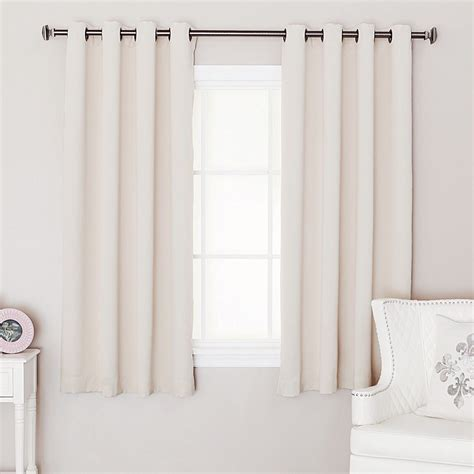 curtains for bedroom window small window curtain ideas interior pinterest short