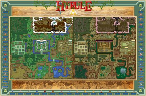 legend of zelda universe map hand drawn hyrule maps open for pre order zelda universe