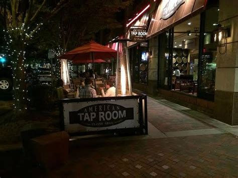 American Tap Room Bethesda by Outdoor Seating Picture Of American Tap Room Bethesda