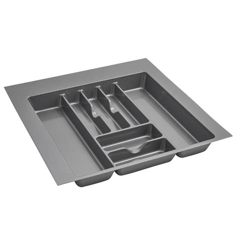 armstrong kitchen plastic drawer replacement solutions rev a shelf gct 4s 52 extra large glossy cutlery organizer