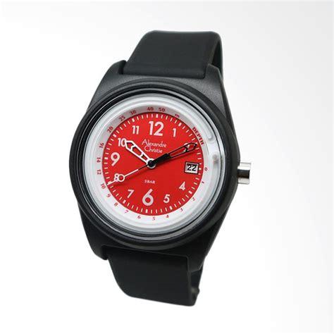 Jam Tangan Alexandre Christie 6431 jual alexandre christie jam tangan pria black 6431