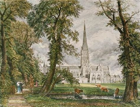 by john constable salisbury cathedral salisbury cathedral restrike etching restrike etching by