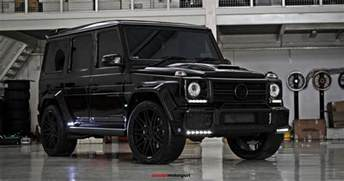 mercedes amg g63 as brabus widestar by cm
