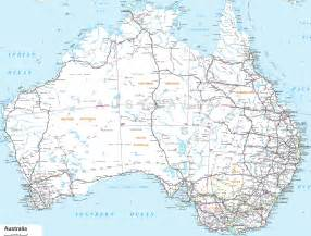 map of with all cities maps of australia map library maps of the world