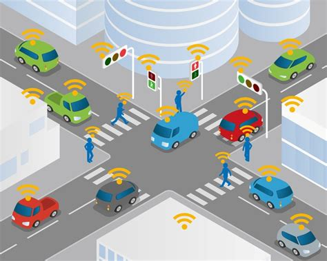 Intelligent System improving transportation systems with information technology