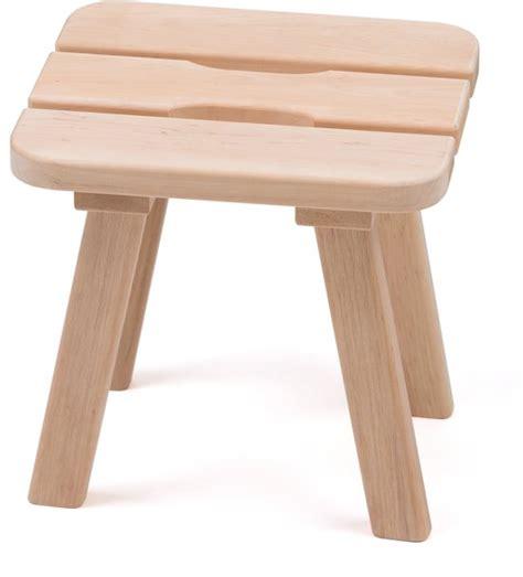 tuin kruk hout bol sauna kruk voetenbankje elsen hout 30x30x32