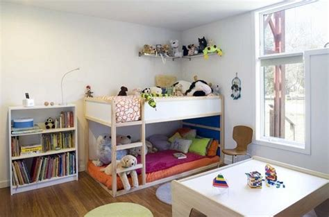 low bunk beds for toddlers stuffed animal storage ideas create your own zoo