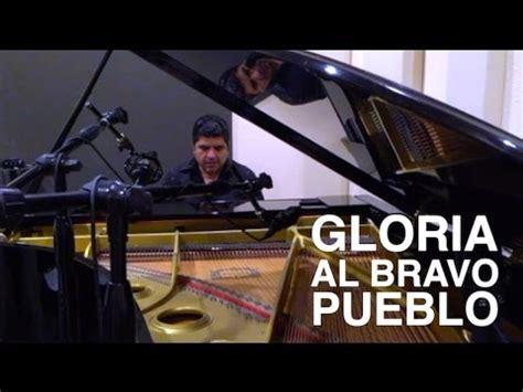 daniel jimenez venezuela gloria al bravo pueblo himno nacional de venezuela cantado por los artistas q