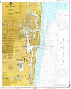 map of port everglades florida fort lauderdale port everglades 1999