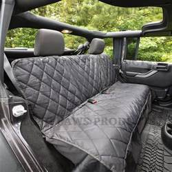 Pet Car Seat Covers Black Plush Paws Products 174 Pet Car Seat Cover Xl Black