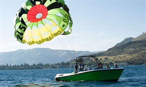 lake chelan boat company lake chelan parasailing lake chelan rentals