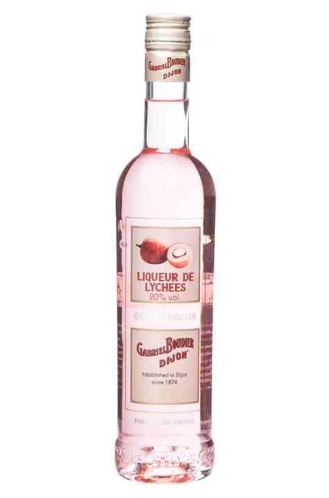 lychee liqueur brands lychee liqueur gabriel boudier