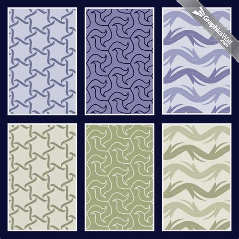 illustrator pattern array free seamless vector patterns set 01 graphicswall