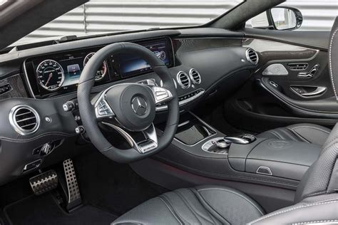 2015 Mercedes S Class Interior by Look 2015 Mercedes S63 Amg 4matic Coupe