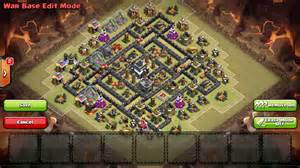Th9 war base layout 2 clash of clans 171 mgyans