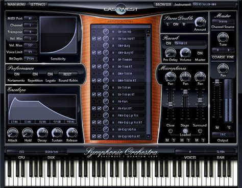best instrument vst plugins kvr symphonic orchestra by eastwest strings
