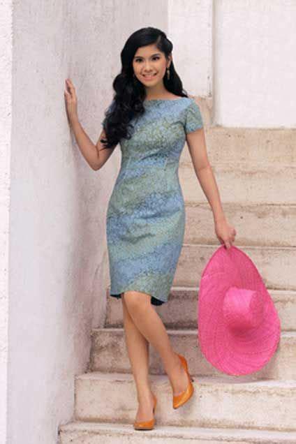 Batik Danar Hadi Kemlayan Serengan die besten 25 batik danar hadi ideen auf modernes batikkleid batik mode und batik