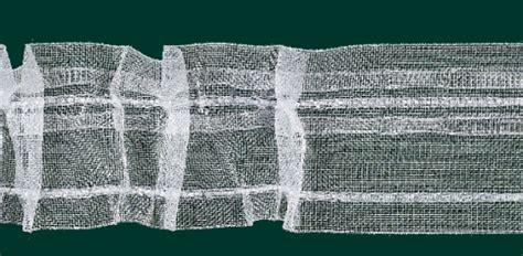 gardinenband mit locher gardinenband universalband 50mm volltransparent variabel