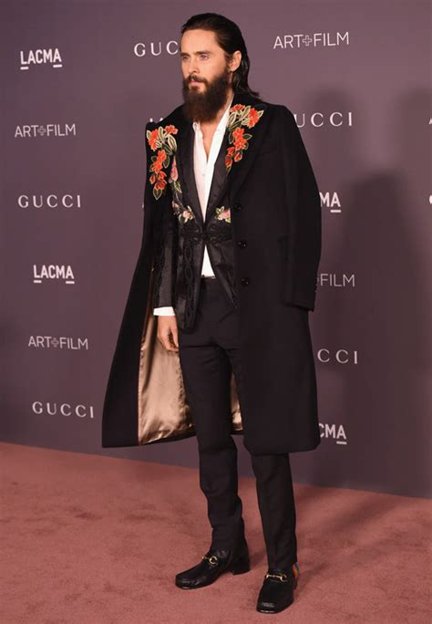Just Call It The Miss Independent Awards by Jared Leto Takes A Turn For The Less Worse In Gucci At The