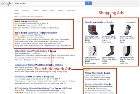 google adwords search network  display network adleg
