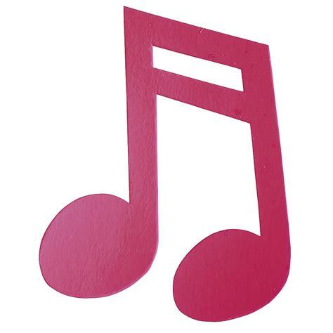 imagenes de notas musicales en colores deko musiknote 30 cm lang dekoration bei dekowoerner