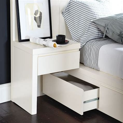 bed with nightstands attached pinterest the world s catalog of ideas