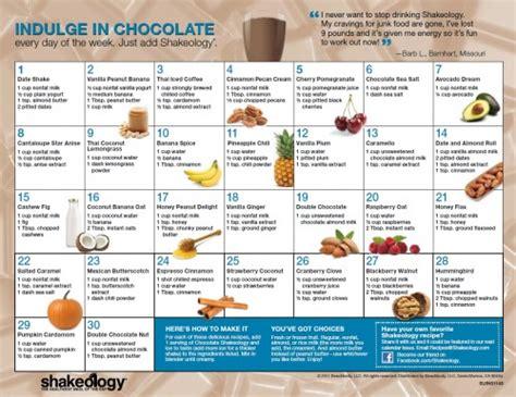 printable vegan recipes vegan chocolate shakeology review