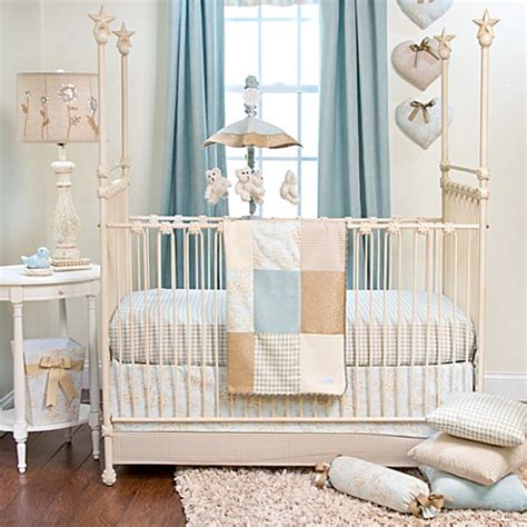 glenna jean crib bedding glenna jean central park 3 piece crib bedding set bed