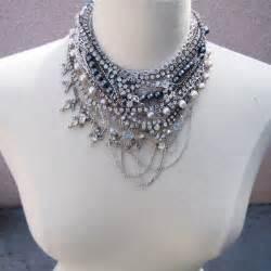 Handmade Jewelry Diy - diy chunky necklace handmade jewelry tip junkie
