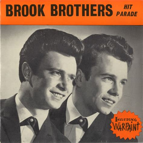 the brook brothers hit parade ep uk 7 vinyl single 7