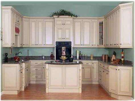 great space designs paint antique white cabinets blue wall color project kitchen