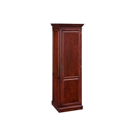 single door armoire flexsteel keswick single door wardrobe armoire 7990 05