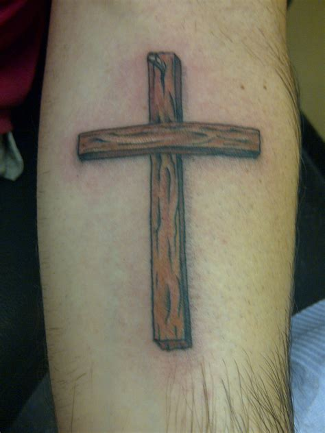 wood cross tattoos wood cross www imgkid the image kid has it