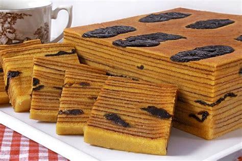 membuat kue lapis legit kukus blog masakan indonesia