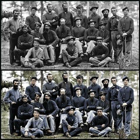 civil war color photos 124 best civil war color photos images on