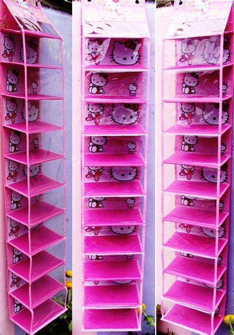 Rak Sepatu Gantung Winnie The Pooh perlengkapan kamar anak toko bunda