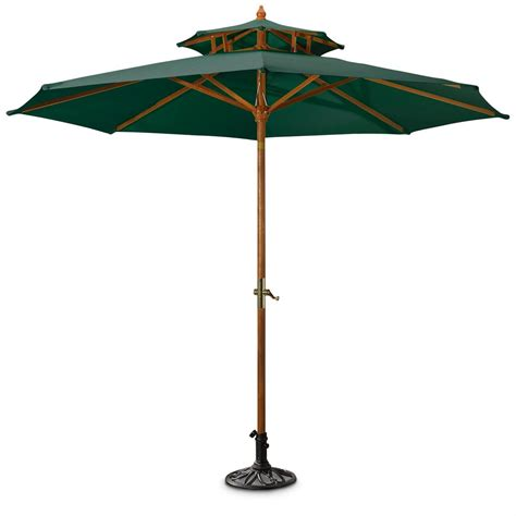 Black Patio Umbrellas On Sale Decorative Iron Umbrella Base Black 155726 Patio Umbrellas At Sportsman S Guide