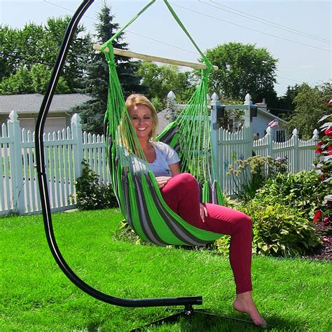 hanging swing hanging hammock chair swing for indoor outdoor use max