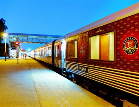 maharajas express a luxury train in india luxury trains of india maharajas express travelkhana blog