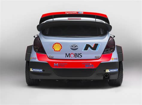 Mba Rear End by Hyundai Mobis World Rally Team