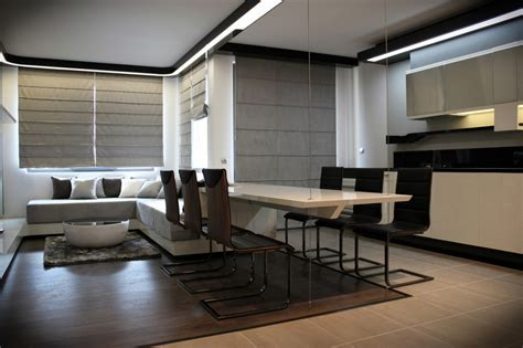 Rules Of Bedroom Golf futuristic small apartment interior design in bulgaria