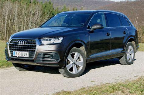 Test Audi Q7 3 0 Tdi by Audi Q7 3 0 Tdi Quattro Tiptronic Im Test Offroader