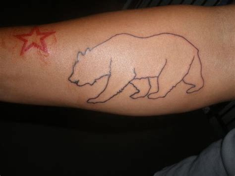 california outline tattoo 40 best california state images on