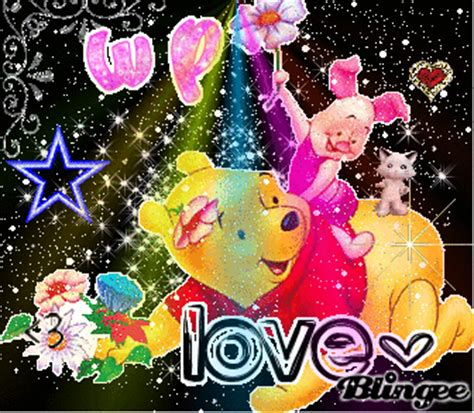imagenes de winnie pooh dando buenas noches winnie pooh picture 128060785 blingee com